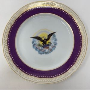 Danbury Mint White House China Abraham Lincoln